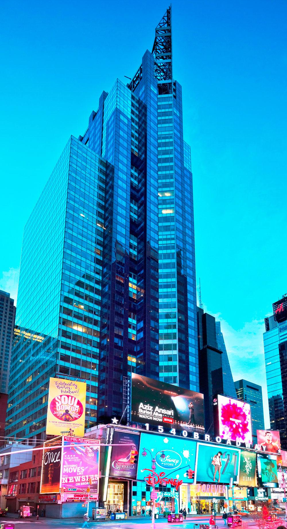 New York - eine Stadt die nie schläft - Hotelplan Gay